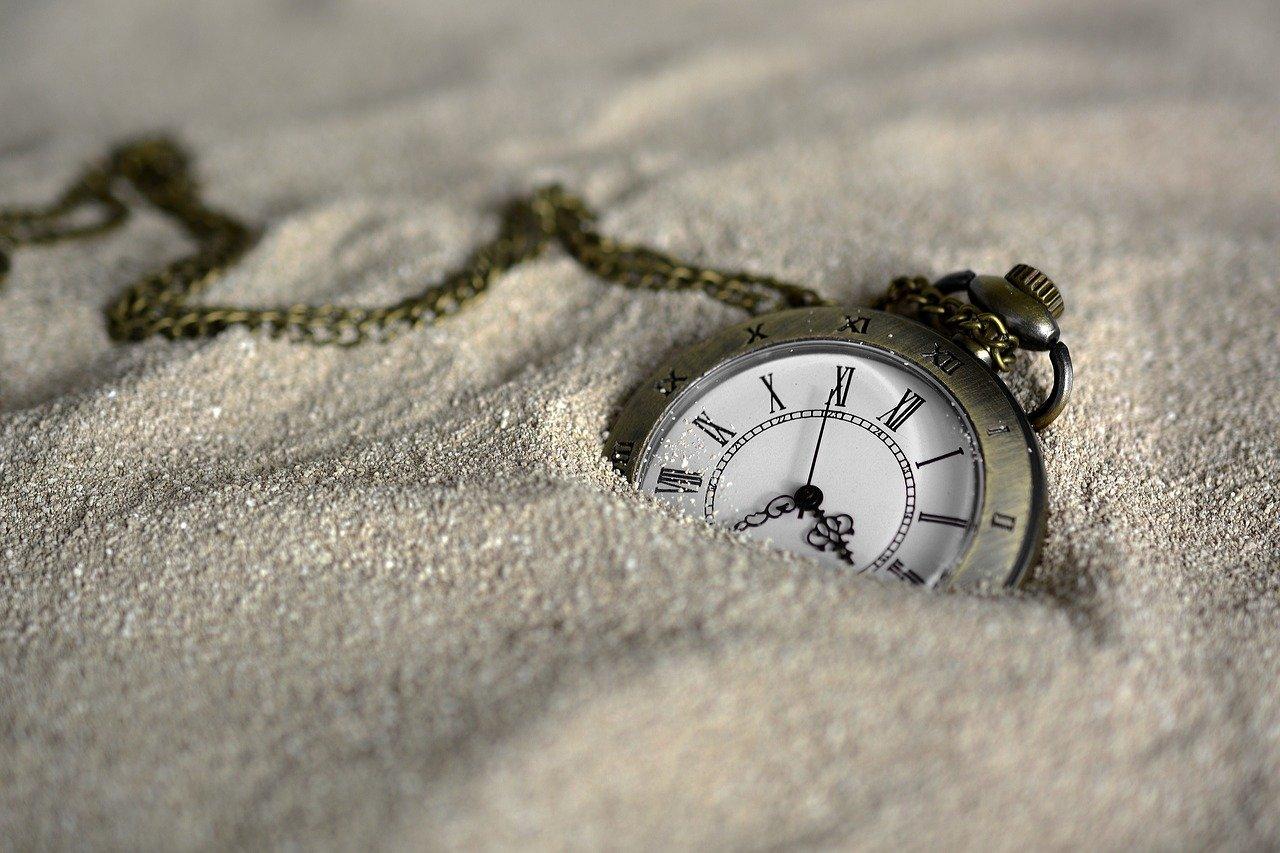 הזמן מרפא את הכל